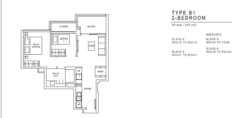 Jadescape Floor Plan Download Pdf 6528 9588 Singapore