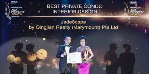 Best Private Condo Interior Design goes to JadeScape By Qingjian Realty